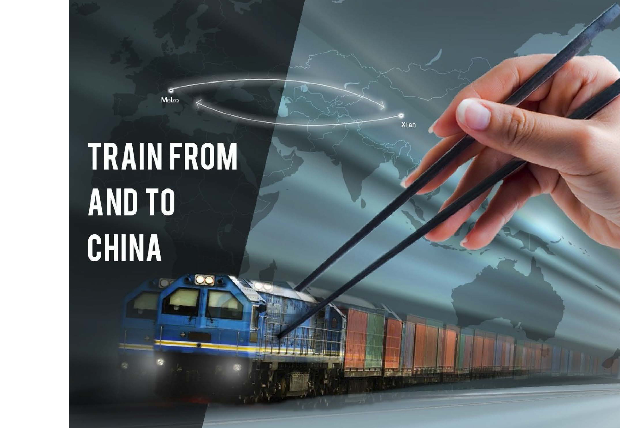 New Railway Service To and from China